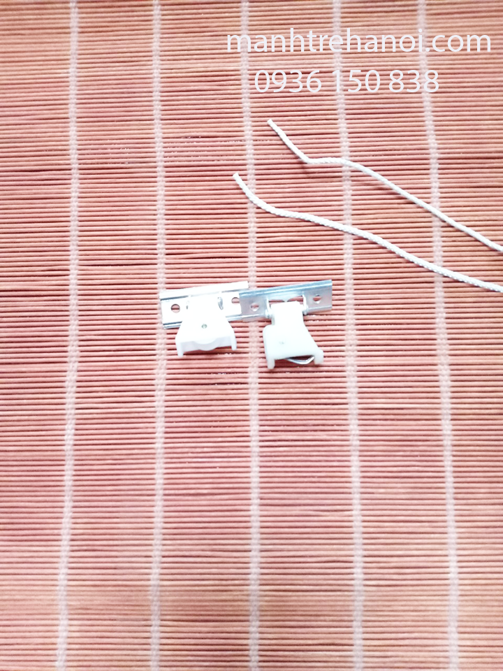 Con lăn và dây kéo chuyên dùng mành tre trúc nội thất
