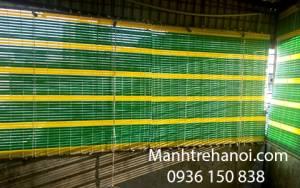 Lắp mành che nắng ban công tại Thanh Xuân Hà Nội