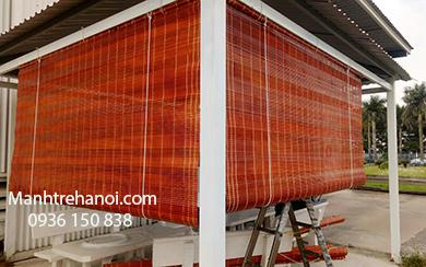 Lắp đặt mành che nắng tại Bắc Ninh